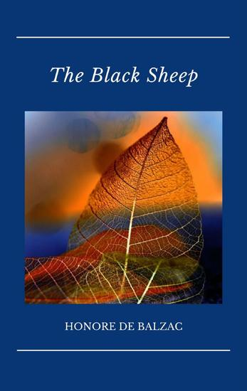 The Black Sheep - cover