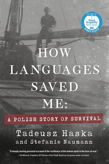 How Languages Saved Me - A Polish Story of Survival - cover