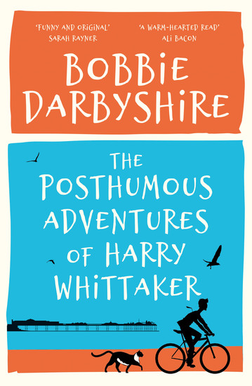 The Posthumous Adventures of Harry Whittaker - cover