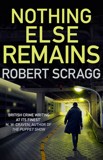 Nothing Else Remains - The compulsive read - cover