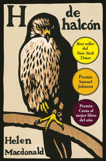 H de halcón - cover