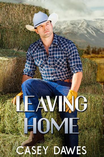 Leaving Home - Rocky Mountain Front #3 - cover