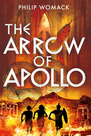 The Arrow of Apollo - cover