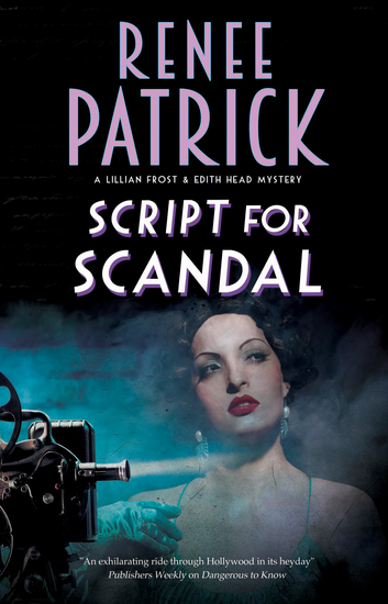 Script for Scandal - cover