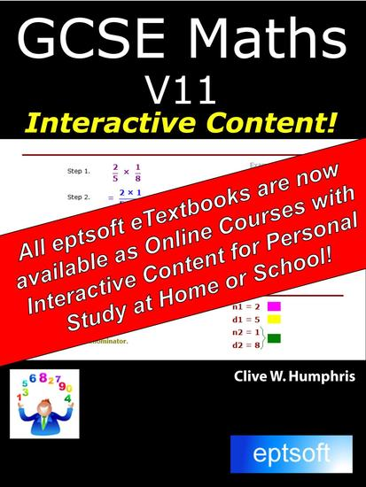 GCSE Maths V11 - cover