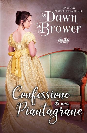 Confessione Di Una Piantagrane - cover