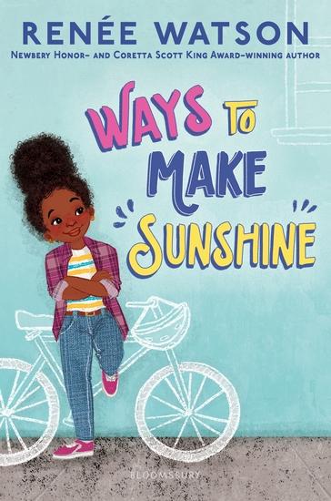 Ways to Make Sunshine - cover