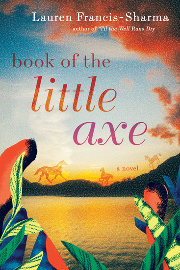 Book of the Little Axe - cover