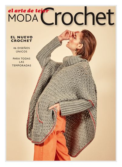 Moda Crochet 2020 - cover
