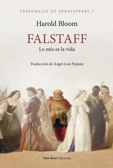 Falstaff - Lo mío es la vida - cover
