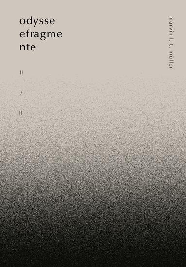 odysseefragmente II III - cover