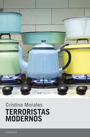 Terroristas modernos - cover