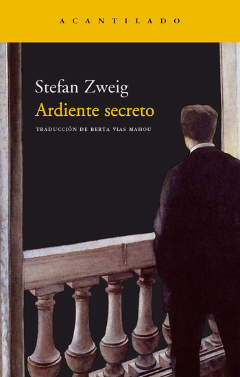 Ardiente secreto - cover