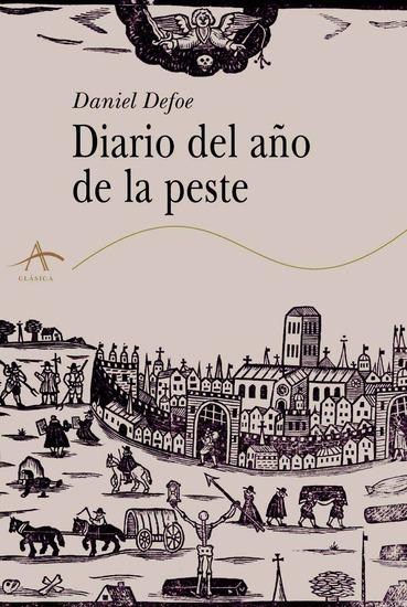 Diario del año de la peste - cover