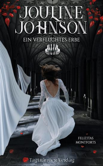 Jouline Johnson - Ein verfluchtes Erbe - cover