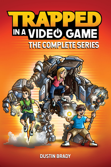 Trapped in a Video Game: The Complete Series - cover