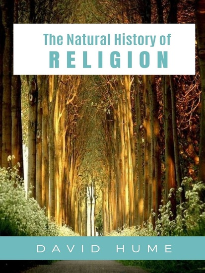 The Natural History of Religion - cover