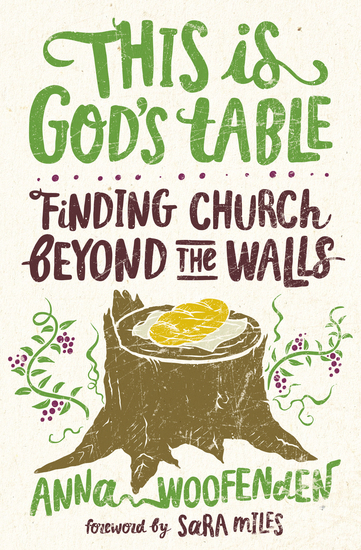 This Is God's Table - Finding Church Beyond the Walls - cover