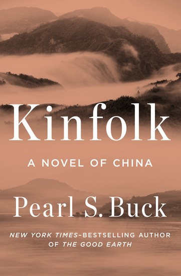 Kinfolk - A Novel of China - cover