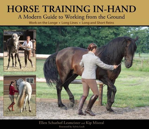 Horse Training In-Hand - A Modern Guide to Working from the Ground - cover