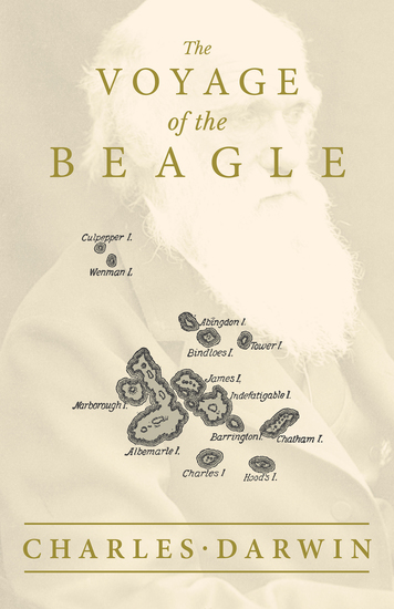 The Voyage of the Beagle - cover