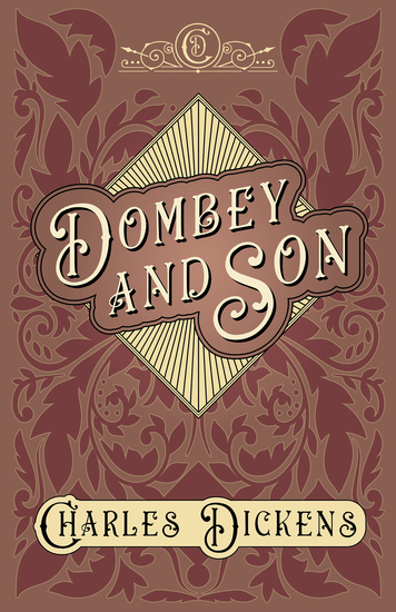 Dombey and Son - With Appreciations and Criticisms By G K Chesterton - cover