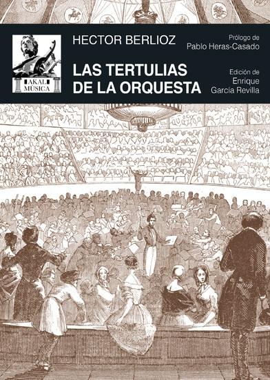 Las tertulias de la orquesta - cover