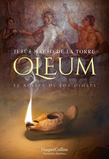 Oleum El aceite de los dioses - cover
