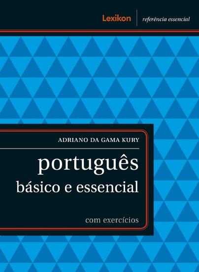 Português básico e essencial - com exercícios - cover
