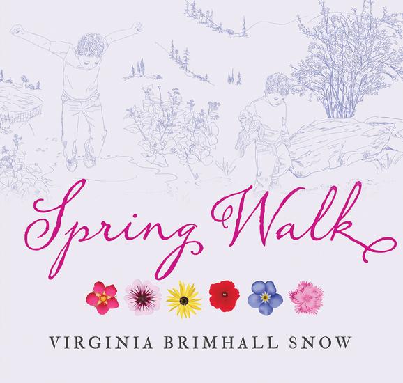 Spring Walk - cover