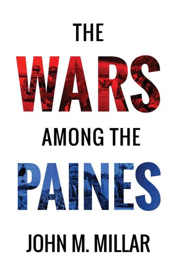 The Wars Among the Paines - cover