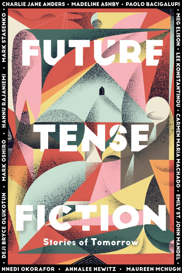 Future Tense Fiction - Stories of Tomorrow - cover