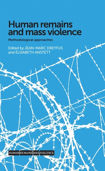Human remains and mass violence - Methodological approaches - cover