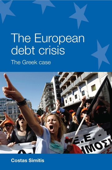 The European debt crisis - The Greek case - cover