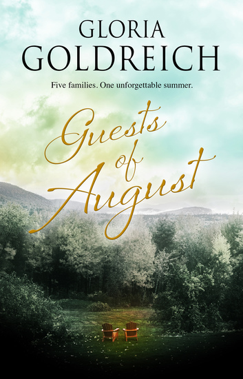 Guests of August - cover