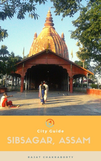 City Guide Sibsagar - Assam - cover
