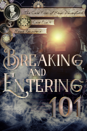 Breaking and Entering 101 - cover