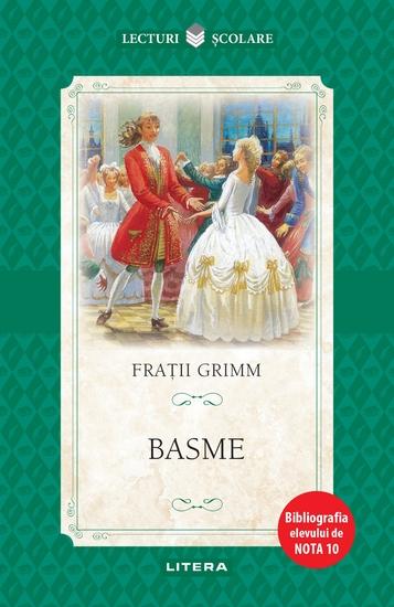 Basme Fratii Grimm - cover