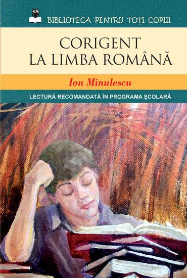 Corigent La Limba Romana - cover