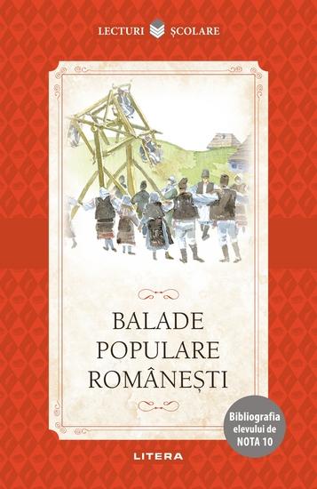 Balade Populare Romanesti - cover