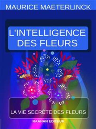 L'Intelligence des fleurs - cover
