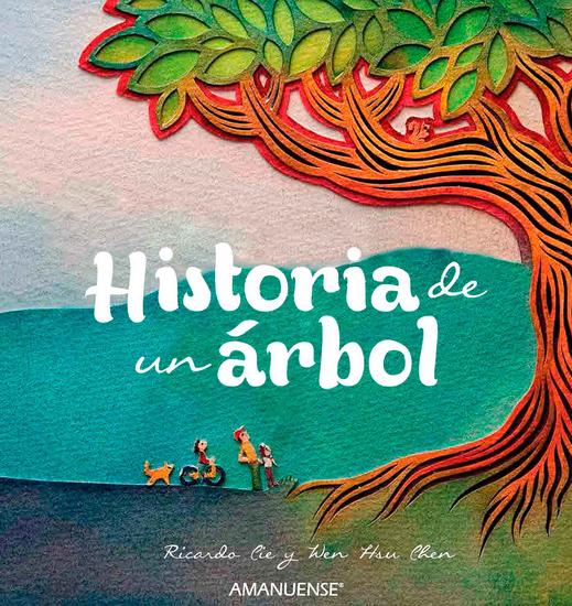 Historia de un árbol - cover