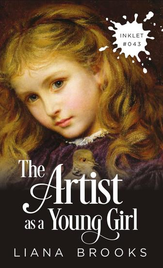 The Artist As A Young Girl - Inklet #43 - cover