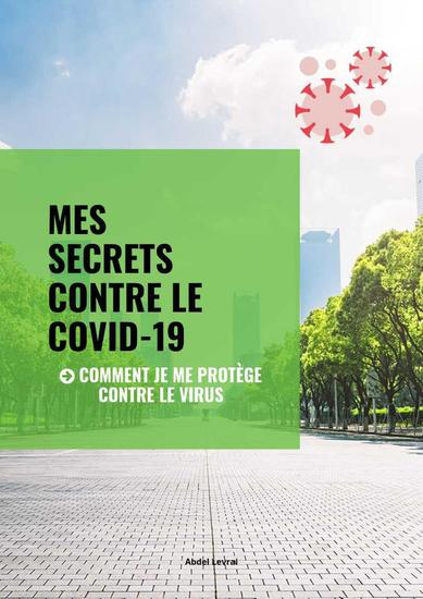 Mes secrets contre le Covid-19 - cover