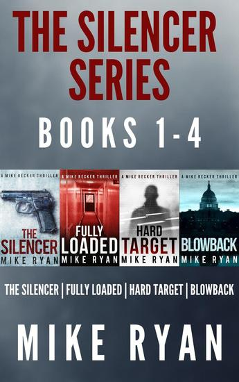The Silencer Series Box Set Books 1-4 - The Silencer Series - cover