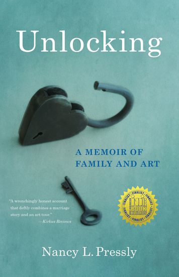 Unlocking - A Memoir of Family and Art - cover