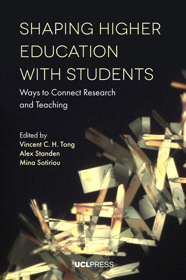 Shaping Higher Education with Students - Ways to Connect Research and Teaching - cover
