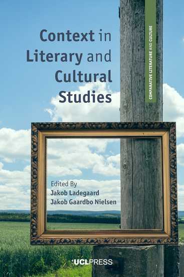 Context in Literary and Cultural Studies - cover
