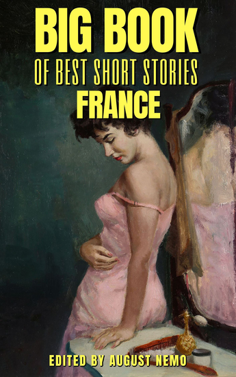 Big Book of Best Short Stories - Specials - France - Volume 3 - cover