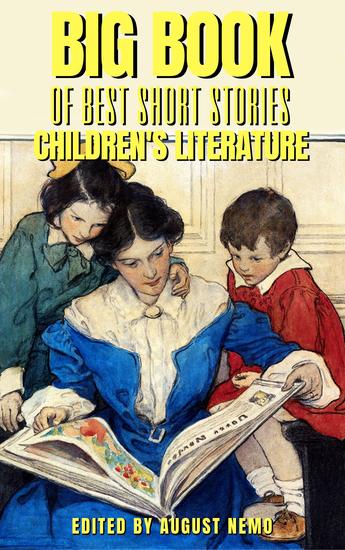 Big Book of Best Short Stories - Specials - Children's Literature - Volume 6 - cover